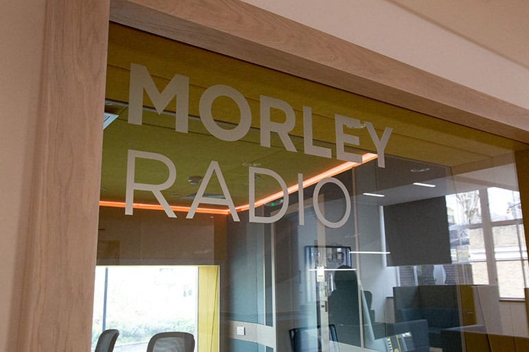 Morley Radio launches