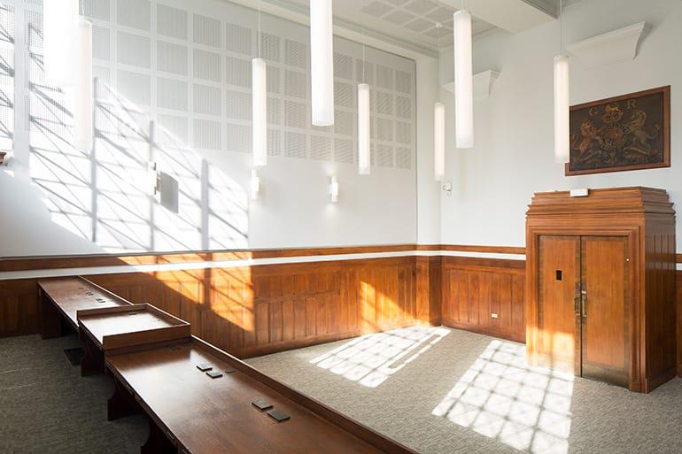 Kingston Magistrates Court
