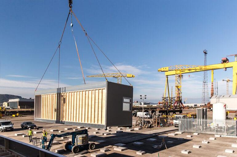 MMC project underway at Batchworth Depot